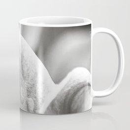 Black and White Magnolia Coffee Mug