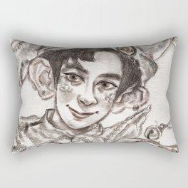 Christmas-yeol Rectangular Pillow