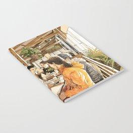 Farm Cafe Notebook