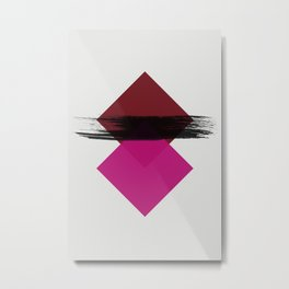 Minimalism 007 Metal Print