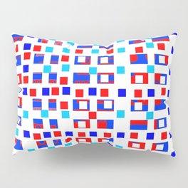 Color square 13 Pillow Sham