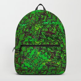 Camo Swirls Backpack