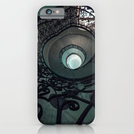 Pretty Ornamented Staircase iPhone Case