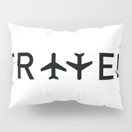 Travel and enjoy Pillow Sham