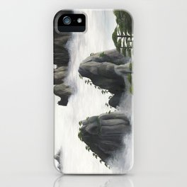 Huángshān (Yellow Mountains) iPhone Case