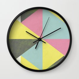 What's Your Angle Wall Clock