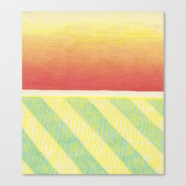 SUNday Canvas Print