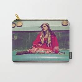 Bus Carry-All Pouch