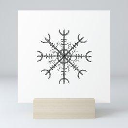 Aegishjalmur Mini Art Print