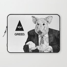 SEVEN DEADLY SINS : GREED. Laptop Sleeve
