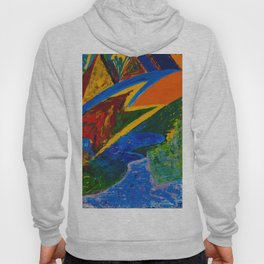 Flight to freedom Hoody