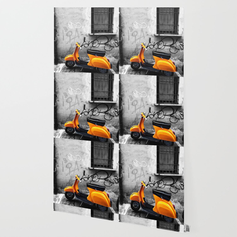 Unduh 8800 Wallpaper Vespa Black Gambar Gratis Terbaik
