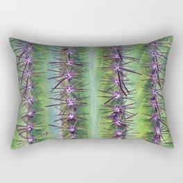 Cactus Closeup Rectangular Pillow