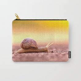 Snail shell Design Carry-All Pouch