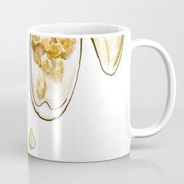 tea botanicals | Cardamom // chai Coffee Mug