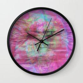 Manflu Wall Clock