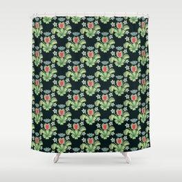 Venus Flytrap Shower Curtain