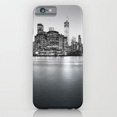 New York City Skyline - Financial District Slim Case iPhone 6s