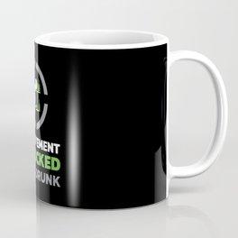Achievement Unlocked - 100% Drunk Coffee Mug