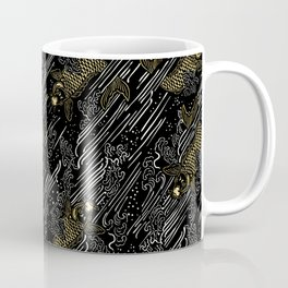 Papa Koi Coffee Mug