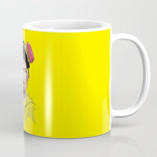 Breaking Bad - Walter White in Lab Gear Mug