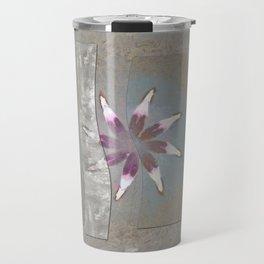 Turk In The Altogether Flowers  ID:16165-065856-95341 Travel Mug