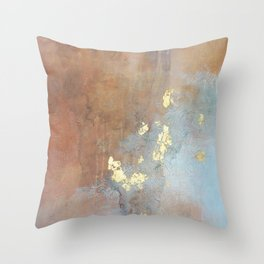 Burning Me Up Throw Pillow