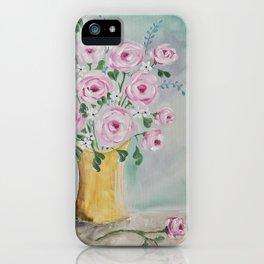 The Golden Vase iPhone Case