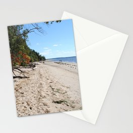 Beach I Stationery Cards