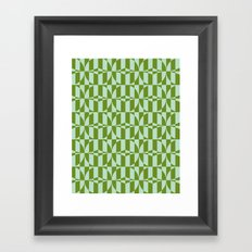 Bounce Framed Art Print