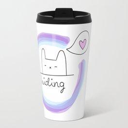 Hiding Travel Mug