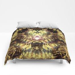 DMT Shaman Visions Comforters