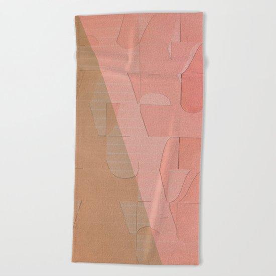 Pattern 2017 003 Beach Towel
