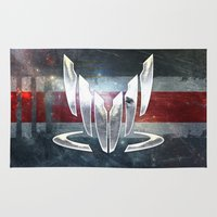 n7 Area & Throw Rugs featuring N7 Spectre by Toronto Sol