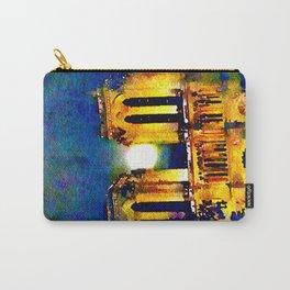 Notre Dame de Paris Full Moon Carry-All Pouch