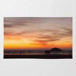 Sunset Watchers Rug
