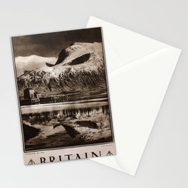 posters Britain Ben Nevis Stationery Cards