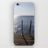 swedish iPhone & iPod Skins featuring swedish sun by Gabriela Fuente