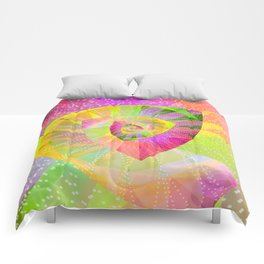 Summer Party Fun Time  Comforters