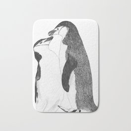 Mr. Penguin Has a Shiny Pebble Bath Mat