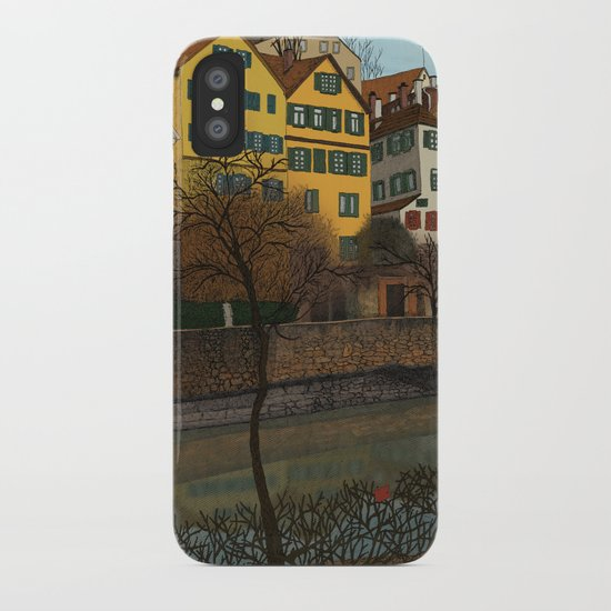Judith's Walk iPhone Case
