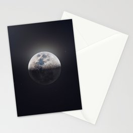 Moon Shot Stationery Cards