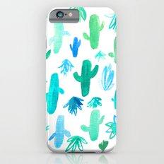 Live Simply Cactus iPhone 6s Slim Case