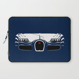 Minimal Veyron L'or Blanc Laptop Sleeve