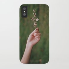 Our spring Slim Case iPhone X