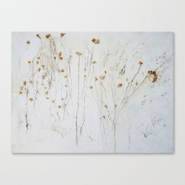 little flower Canvas Print