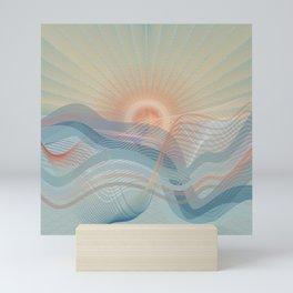 Beautiful Ocean Mini Art Print