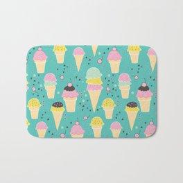 Ice-Cream Party Bath Mat