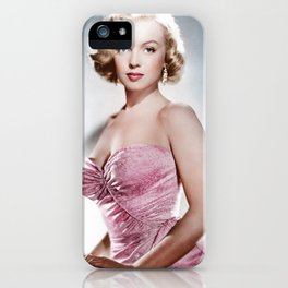 Marilyn Classic Photography iPhone Case