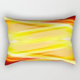 Turned on Brights Rectangular Pillow